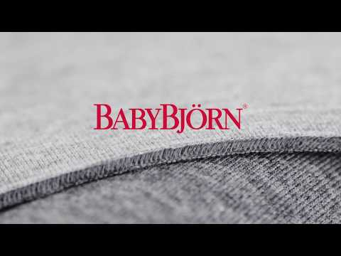 3D Jersey – Unique baby carrier fabrics from BABYBJÖRN