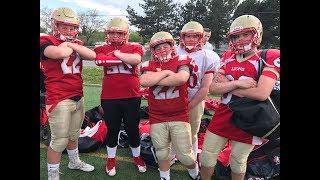 OPFL Bantam - Cambridge Lions gearing up for Week 4