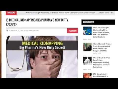 Medical Kidnapping and Child Protective Services