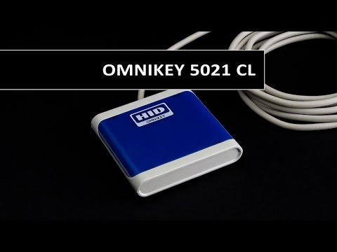 HID 5021 CL OMNIKEY contactless smart card reader R50210218-DB