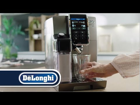 Máquina de Café Automática Dinamica Plus | De'Longhi PT