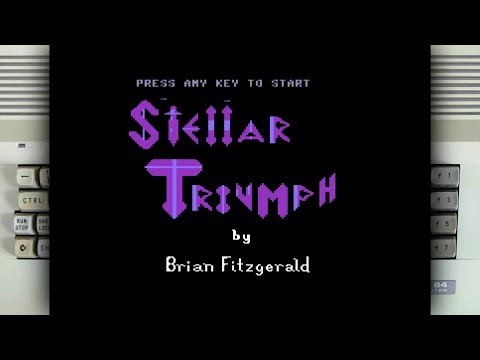Stellar Triumph on the Commodore 64