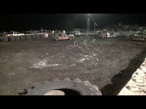 WELD COMPACT DEMOLITION DERBY MAY 2019