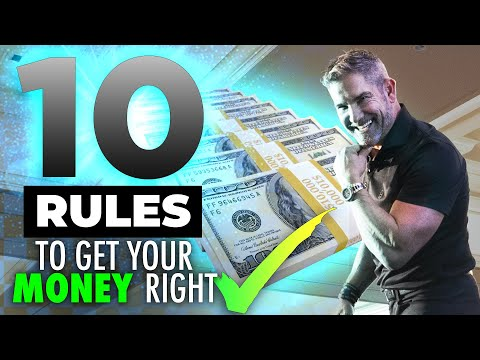 Grant Cardone's 10 Rules to get your Money Right photo