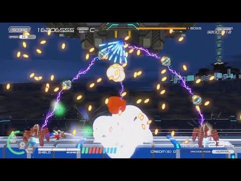Natsuki Chronicles [ナツキクロニクル] (PS4/PS5) - Longplay (Arcade Mode) on Normal