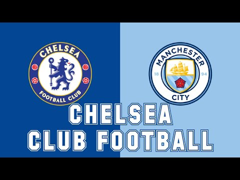 Club Football: Chelsea (2003) - Play Station 2 - Chelsea vs Manchester City
