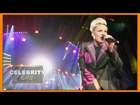 PINK to receive ICON AWARD at BILLBOARD MUSIC AWARDS - Hollywood TV