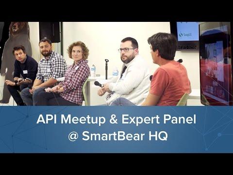 API Meetup & Expert Panel @ SmartBear HQ [Highlights]