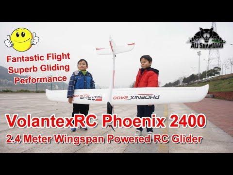 Volantex 759-3 Phoenix 2400 2400mm Wingspan EPO RC Glider Airplane - UCsFctXdFnbeoKpLefdEloEQ