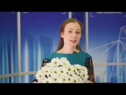 Екатерина Тропец, выпускница магистратуры «Технологии управления персоналом», 2019