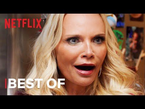 Kristin Chenoweth is Hilarious in Holidate | Netflix