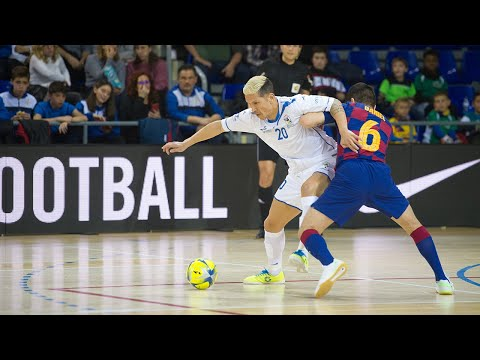 Barça  - O Parrulo Ferrol Jornada 18 Temp 19-20