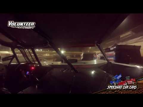 #79 Josh Henry - Crate - 8-21-21 Volunteer Speedway - In-Car Camera - dirt track racing video image