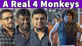 Gurkha Success Meet |A real 4 monkeys | 4 Monkeys Studio