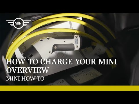 How to charge your MINI – Overview |  MINI How-To