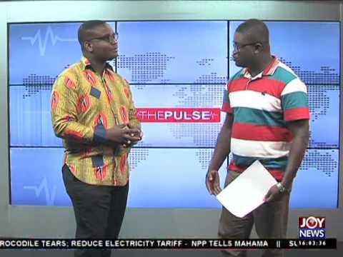 Somila Peace Keeping - The Pulse on Joy News (27-5-16)