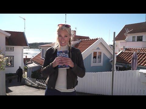 """Henriettes Sverige - På """"mordvandring"""" i Fjällbacka"""