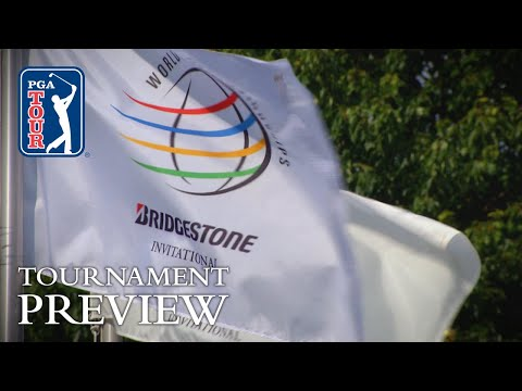 2018 World Golf Championships-Bridgestone Invitational Preview