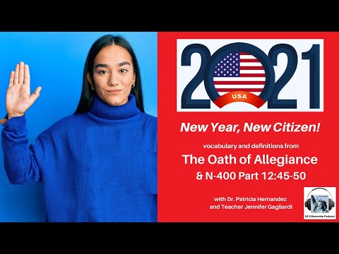 2021: New Year, New Citizen!