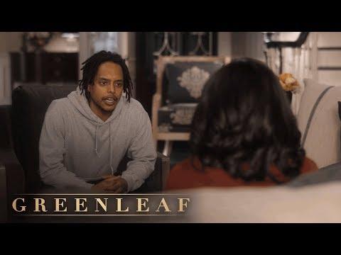 Lady Mae Grills AJ for the Truth | Greenleaf | Oprah Winfrey Network