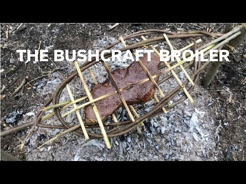 Bushcraft Tools (Broilers, Grills and Tongs)
