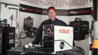 Hobart Tig Welder >> Hobart Ez Tig 165i Acdc Tig Welder Review Part 1