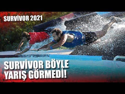 Dokunulmazlık Oyunu 1. Kısım | Survivor 2021
