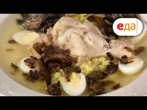 Грибной суп с макаронами и макароны в грибном соусе   Кухня по заявкам