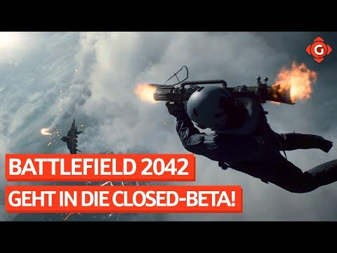 Battlefield 2042: Closed-Beta! NETFLIX: Möchte nächstes Jahr Spiele anbieten. | GW-News 15.07.21