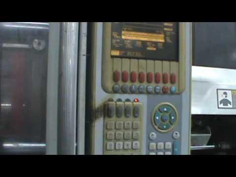 230 Ton, 20 oz. VAN DORN Injection Molding Machine