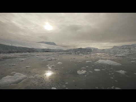 Global warming shrinks Arctic sea ice to near-record level