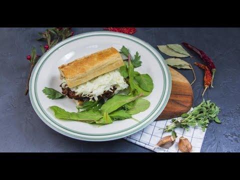 Сэндвич с грибами и смузи из кейла   Дежурный по кухне