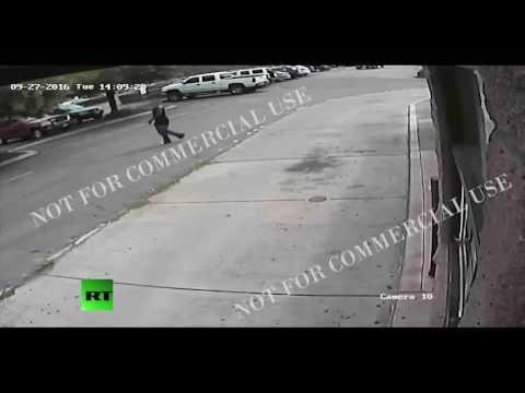 Video shows El Cajon police shooting Alfred Olango (GRAPHIC)