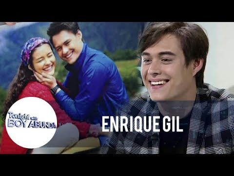TWBA: Enrique recalls his and Liza's first