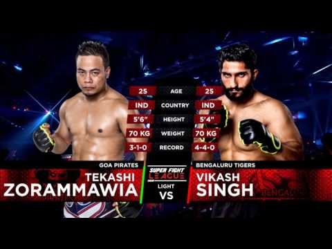Tekashi Zorammawia v/s Vikas Singh Ruhil