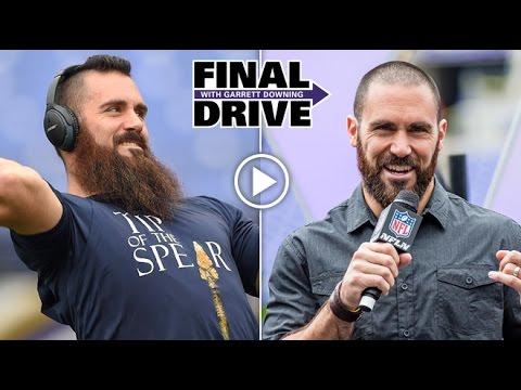 Final Drive: Eric Weddle Bringing Back His Beard