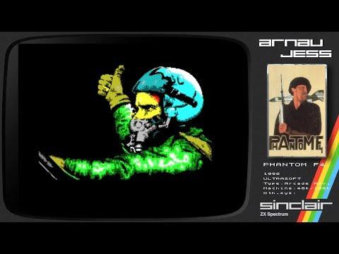 PHANTOM F4 Zx Spectrum by ULTRASOFT