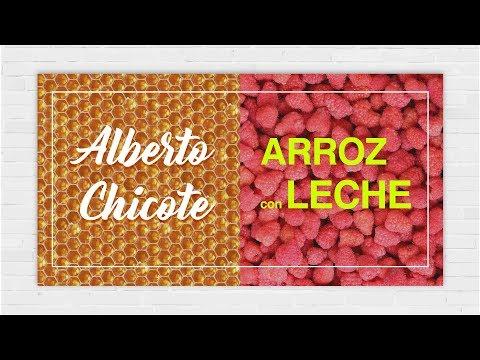 ARROZ CON LECHE de ALBERTO CHICOTE
