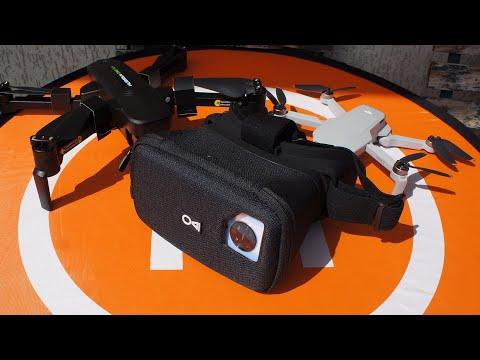Con MAGIMASK VISORE VR piloti in FPV QUALSIASI DRONE DJI, Autel, Fimi, Hubsan, Parrot e altri - UCEi__0ns1_eapRB6KpJ00Wg