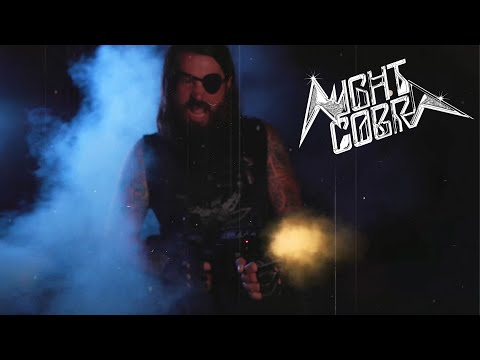 Night Cobra - Escape From Earth (Official Video)
