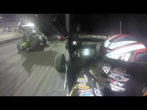 8 19 16 Gold Cup Prelim Edited - dirt track racing video image