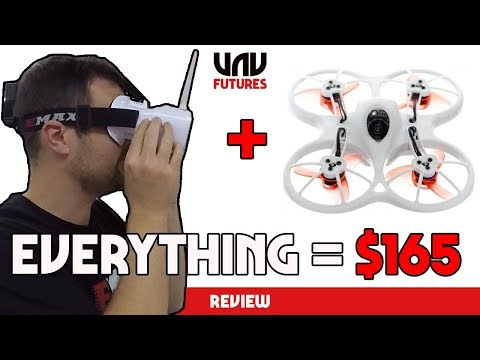 ULTIMATE BEGINNERS DRONE KIT! Start Racing TODAY!! Emax tinyhawk RTF review - UC3ioIOr3tH6Yz8qzr418R-g