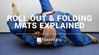 Roll Out & Folding Mats video thumbnail