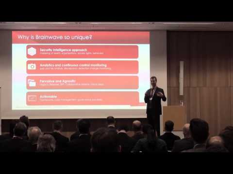 """Local to Global"" Expo 2015 - BrainWave  - company pitch"