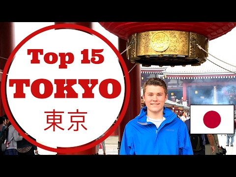 Japan Travel Guide: Tokyo Top 15 Things to Do, See, and Eat - UC4DSd7GGUEHgckNjFt9YRXg