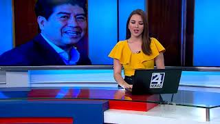 Noticiero 24 Horas, 19/08/2019 (Emisión Central) -Teleamazonas