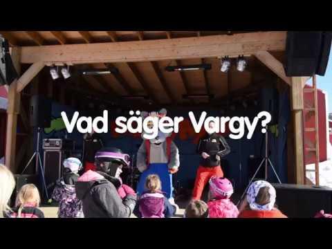 """Vargydansen till """"Vad säger Vargy?"""""""