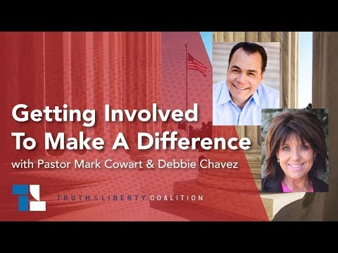 Mark Cowart and Debbie Chaves on Truth & Liberty - February 25, 2019