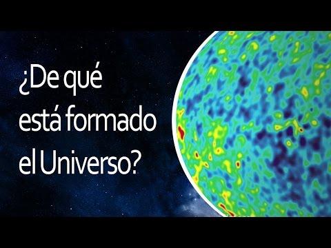 ¿De qué está formado el Universo?