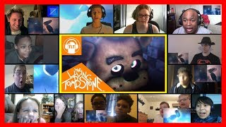 Five Nights at Freddy's 3 Song - Die In A Fire (FNAF3) - Living Tombstone Reaction Mashup